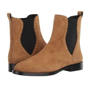 Rebecca Minkoff Sabeen Chelsea Leather Booties Sz8